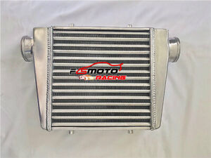 11 X12 X2 75 Core Fmic Universal Turbo Aluminum Intercooler 3 In Outlet 76mm