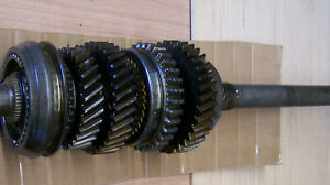 Mopar 833 4 Speed Main Shaft With Gears Charger Road Coronet Cuda Belvedere
