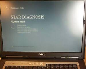 Diagnostic Laptop For Mercedes Benz Xentry Das Wis Epc Hhtwin Star C3 C4