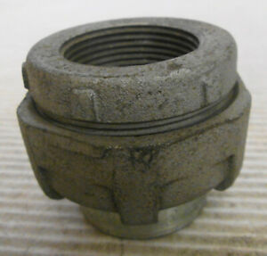Crouse Hinds Unf uny4 m2 Union Conduit Explosion Proof 1 1 4