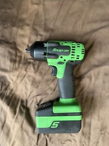 Snap On Impact Gun 3 8 18v Including Battery New