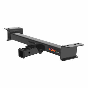 Curt Mfg 31042 Front Mount Hitch Carrier Cargo 2 Inch Receiver