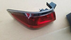 2008 2011 Oem Ford Focus Dark Tint Tail Light Driver Side