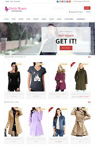 Women s Clothing Store The Best Amazon Affiliate Website Free Hosting