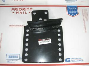 Boss Plow rt3 Htx Sport Duty Only Driver Side Push Beam Support Plate Pba02228