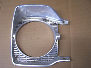 Mopar 1965 Plymouth Satellite Right Headlight Lamp Bezel 65 Belvedere