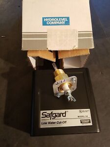 New In Box Safegard 24 Heavy Duty Hot Water Boiler Low Cut off 24v Hydrolevel