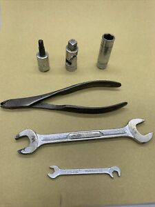 Snap On Mac Tools Lot
