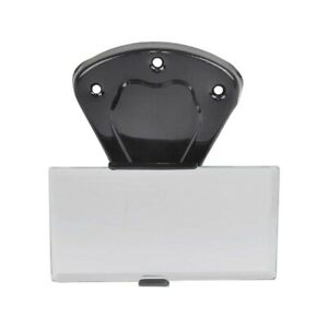 Model A Ford Inside Rear View Mirror Assembly Closed Carsonly Black With