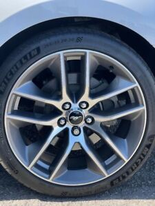 Ford Mustang Gt 20 Inch Oem Factory Rims