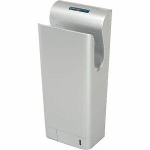 High Velocity Vertical Hand Dryer Touch Free 750w 110 120v