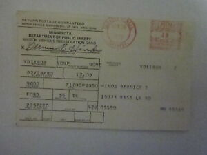 1955 Ford Truck Barn Find Historical Document