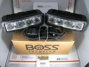 Boss Plow Sl2 To Sl3 Led Light Upgrade Kit Msc19050 With Ice Shield Technology