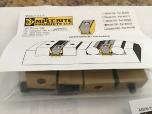 Mitee bite 60750 Uniforce Clamps 6 pack 6 Total Clamps