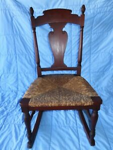 Vintage Rare Antique Shaker Rocking Chair Make A Reasonable Offer