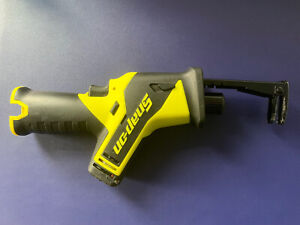 Snap On Tools Ctrs761ahv 14 4v Reciprocating Saw Hi viz Yellow bare Tool Only