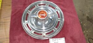 1966 Buick Special Hub Cap With Spinner