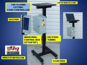Cnc Controller 4 Axis For Mach 3 Plasma Cutting Table karvecut