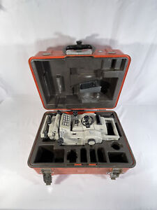 Sokkisha Lietz Sdm3f 10 Theodolite With Case For Parts repairs