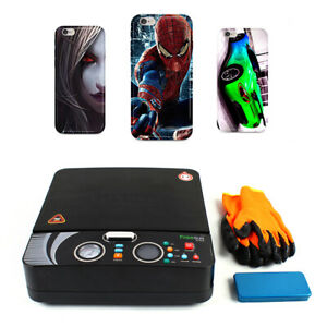 3d Vacuum Sublimation Heat Press Machine Kit For Phonecase Lcd Auto control New