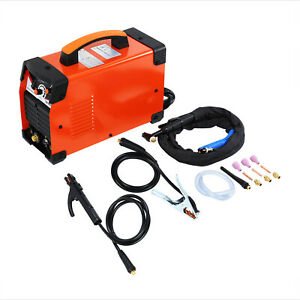 200 Amp 110 220v Tig Welder Inverter Arc Stick Tig Welding Machine Led Display