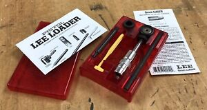 Lee Classic Loader 9mm Luger Reloading Kit 90254 No Press Required $95.00