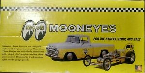 Vintage Vdo Heritage Gauge Set 5 Mooneyes Box