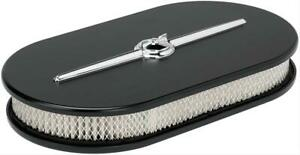 Billet Specialties 15424 Oval Air Cleaner Large