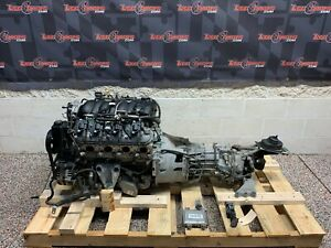 2011 Camaro Ss Oem 6 2 Ls3 Ls Engine Tr6060 Six Speed Manual Trans Liftout