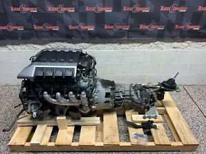 2013 Camaro Ss Oem 6 2 Ls3 Ls Engine Tr6060 Six Speed Manual Trans Liftout