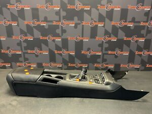 2011 Camaro Ss Oem Manual Center Console W Auxiliary Gauges Gauge Pack M t