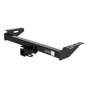 Curt 13084 Class 3 Hitch 2 Receiver For Select Jeep Cherokee Xj concealed