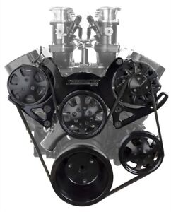 Speedmaster 1 673 001 01 Complete Engine Drive Accessory Kit Small Block Chevy B