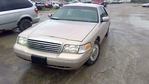 1994 2001 Ford Crown Victoria Engine Assembly 4 6l Vin W 8th Digit
