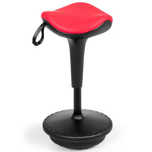 Wobble Stool Standing Desk Chair Height Adjustable Active Sitting Balance Chair