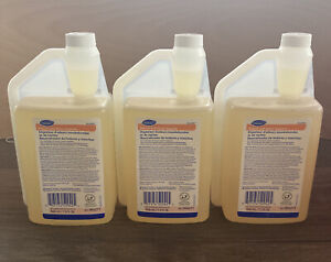 3x Diversey Commercial Carpet Cleaner Stain Remover Concentrate 32 Oz Citrus