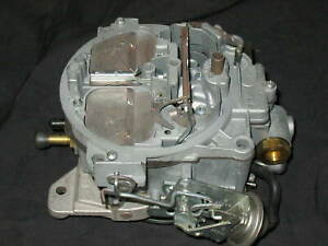 Ros 1971 Cadillac Rochester 4me Quadrajet Carburetor 7041230 472 And 500 Eng