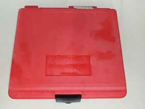 Original Snap On Pb108 Impact Driver Set Case Only No Tools Free Ship
