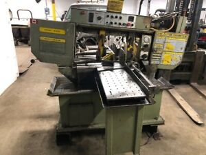 Hyd mech Model S 20a Automatic Miter Horizontal Band Saw