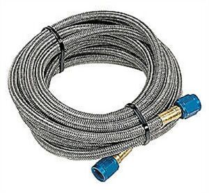 Nos 15430 Stainless Steel Braided Nitrous Hose