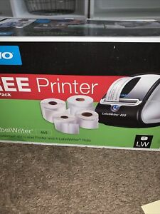 Dymo Labelwriter 450 Printer Only No Paper