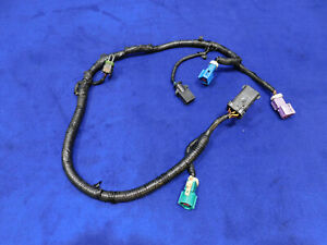 03 04 Ford Mustang Mach 1 3650 Manual Transmission Wiring Harness Oem L59