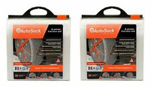 Autosock As685 2 Traction Wheel Tire Cover Tire Chain Alternative