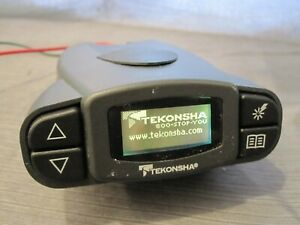 Tekonsha P3 Electronic Brake Control P300015919 Main Unit Works Great