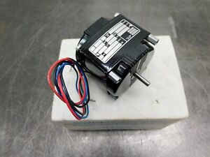Bodine Electric Motor Kyc 24 24 Volts 3600 Rpm 1 Phase 7659039