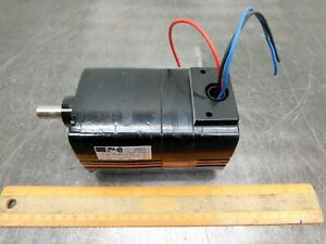 Bodine Electric 30y1beci d4 Gear Motor 115 Volts 1 phase Gearmotor 17 Rpm