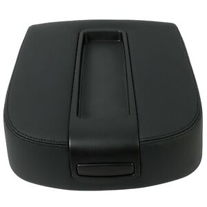 Front Center Console Armrest Lid Assembly For 07 14 Chevy Gmc Silverado Sierra