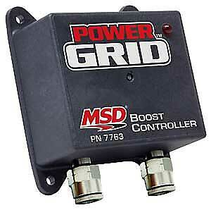 Msd Ignition 7763 Power Grid 4 bar Boost Controller
