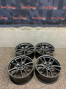 2014 Ford Mustang Gt Oem Performance Pack 19x9 Wheels Rims 42