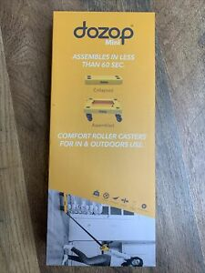 Dozop Sel i Self contained Instant Dolly Furniture Moving 200 Lb